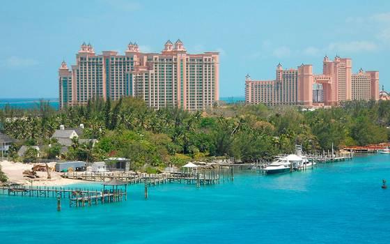 La sede Nassau: una ciudad de tesoros y piratas