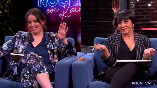Las comediantes y amigas Paloma Salas y Jani Dueñas visitaron NCN