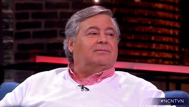 Ernesto Belloni contó las dificultades del humor actual en NCN