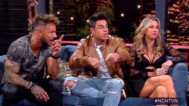 Fabricio, Flaviana y Bruno recordaron el éxito del axé
