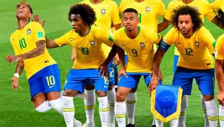 Neymar protagoniza los divertidos memes tras clasificación de Brasil