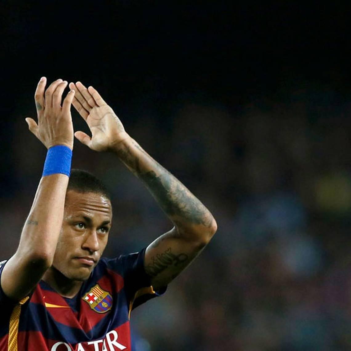 ¿Neymar jugó su último partido con la camiseta del Barcelona?
