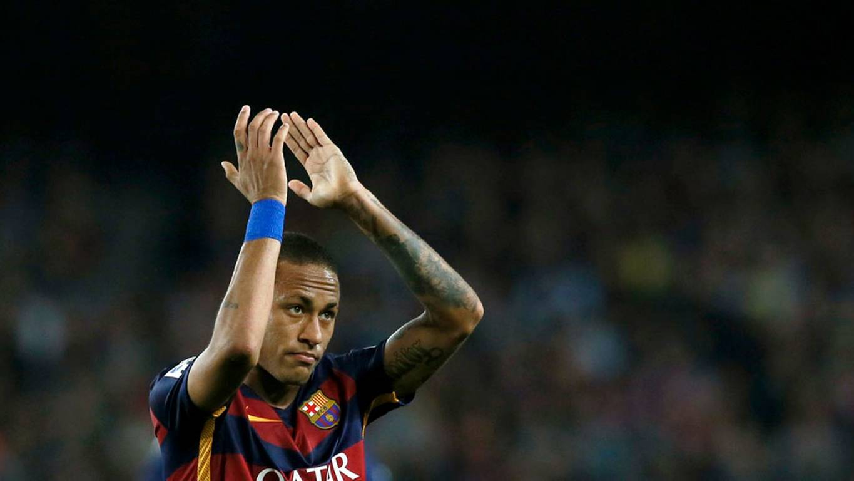 288f25c727 Neymar jugó su último partido con la camiseta del Barcelona  - TVN ...