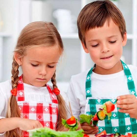 Estos son los 10 consejos para fomentar la vida saludable en los niños