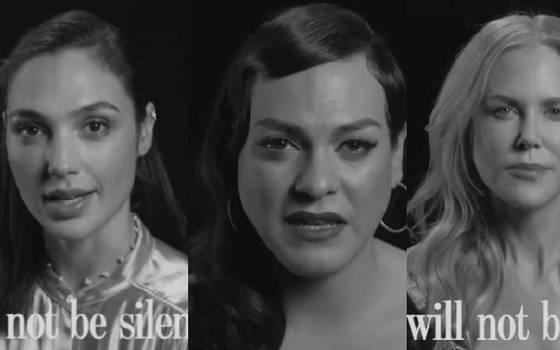 Daniela Vega y otras estrellas de Hollywood llaman a denunciar el abuso sexual