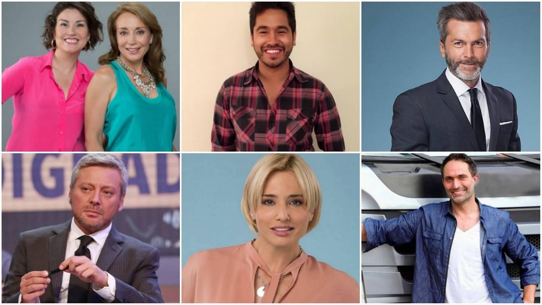 Los nominados de TVN al Copihue de Oro