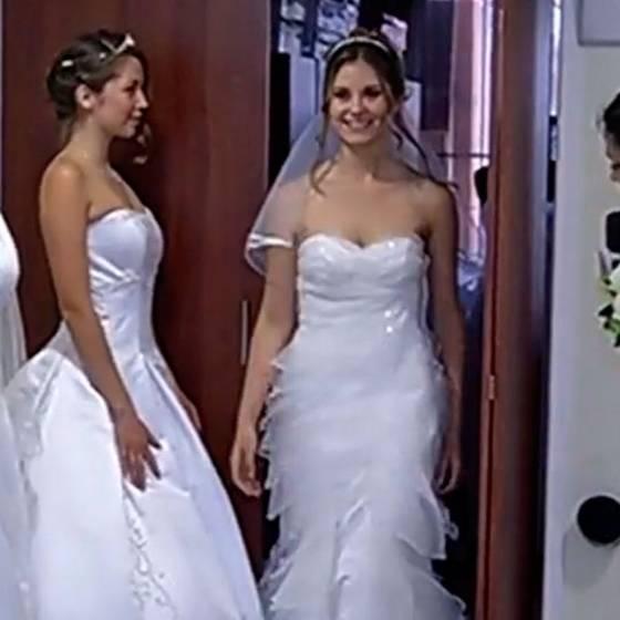 Increíbles precios en vestidos de novia