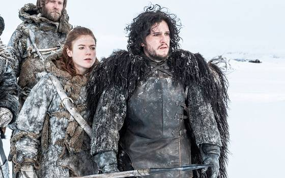 ¡Bochorno! Kit Harington se viste de Jon Snow para fiesta de disfraces