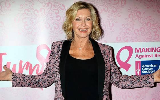 Olivia Newton-John anuncia que está en una nueva batalla contra el cáncer