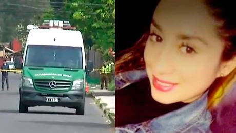 Realizan intenso operativo de búsqueda de Fernanda Maciel en Conchalí