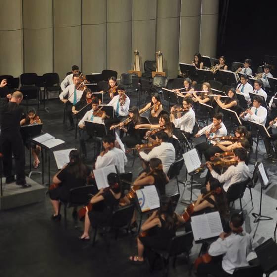 Orquestas Sinfónicas Infantil y Estudiantil buscan nuevos integrantes