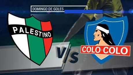 Palestino vs Colo Colo
