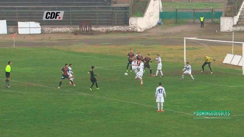 Palestino 3 - 2 S Morning