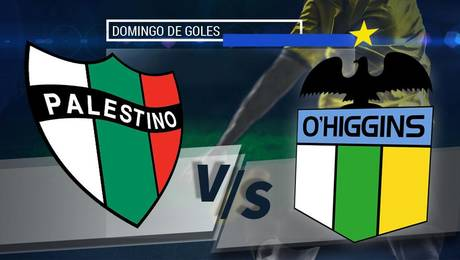 Palestino vs O´Higgins
