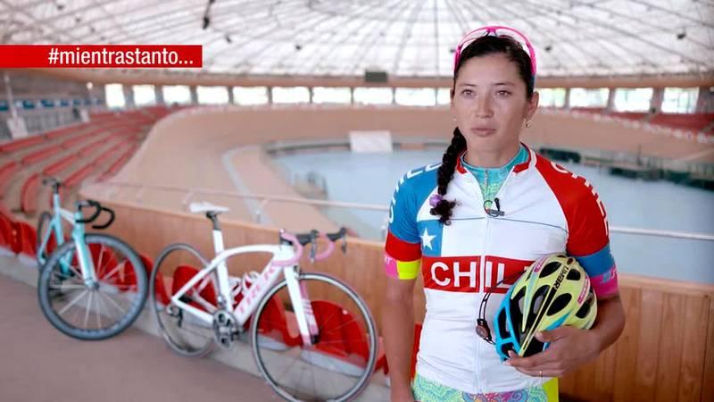 Paola Muñoz, ciclista