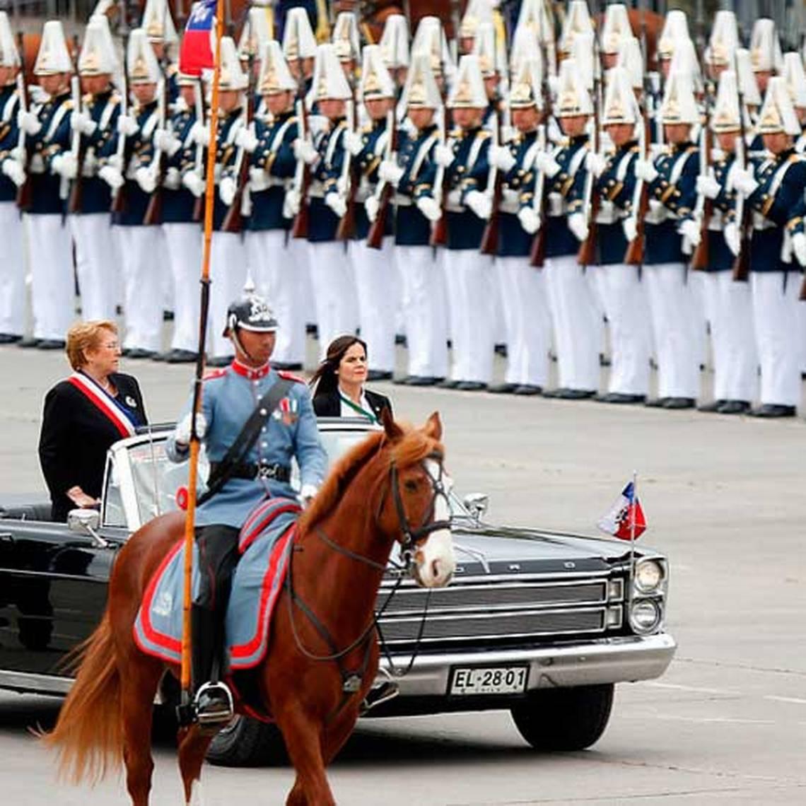Gran Parada Militar 2017