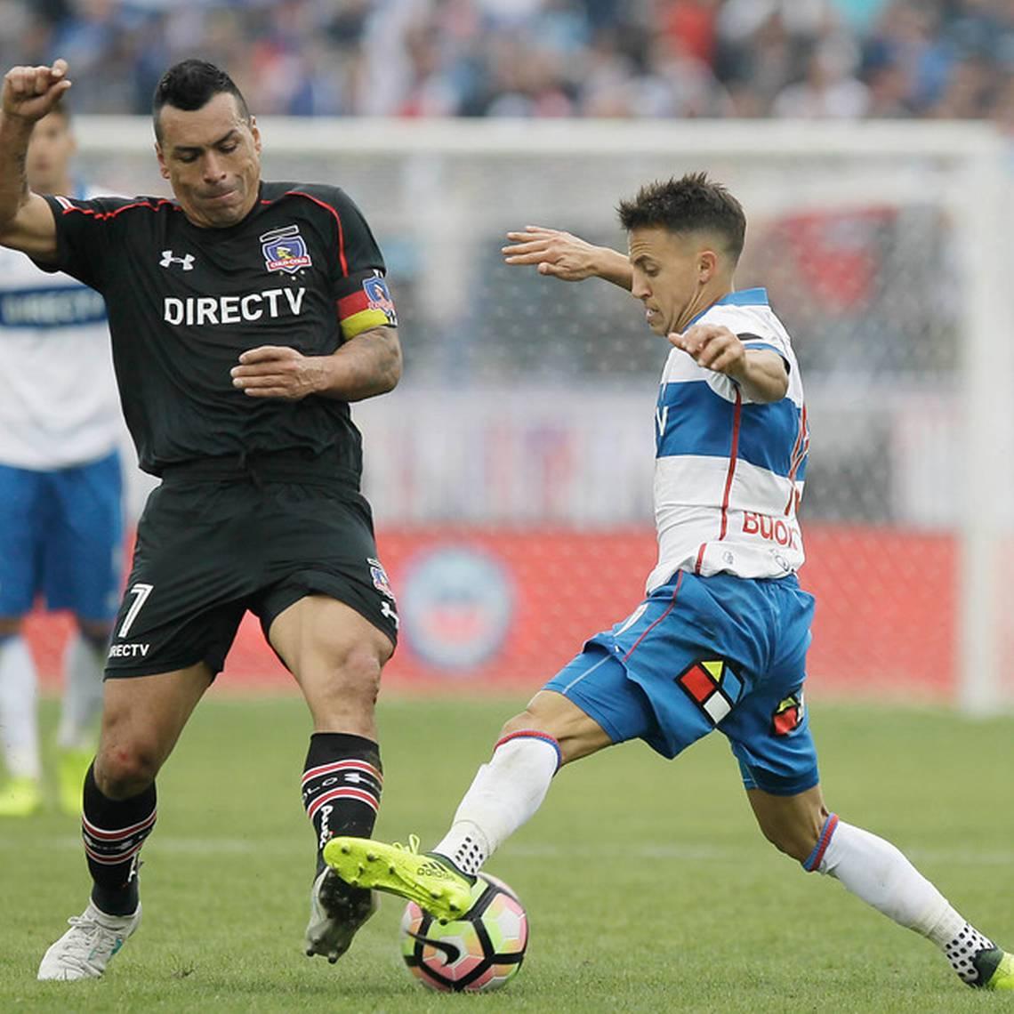 TVN transmitirá el primer clásico del año entre Colo Colo y la UC