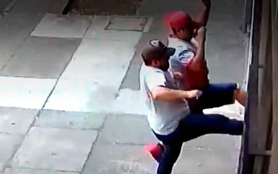 """La violencia utilizada por los \""""Patachorros\"""" para ejecutar sus robos"""