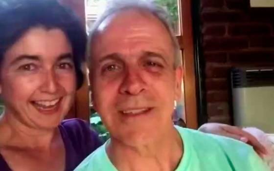 """Paulina Urrutia y alzheimer de Augusto Góngora: \""""Cada día es un regalo\"""""""