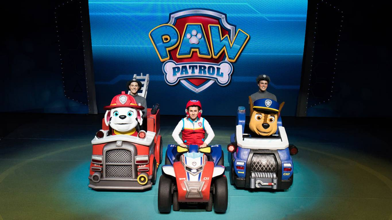 ¡Paw Patrol suma funciones en Santiago!