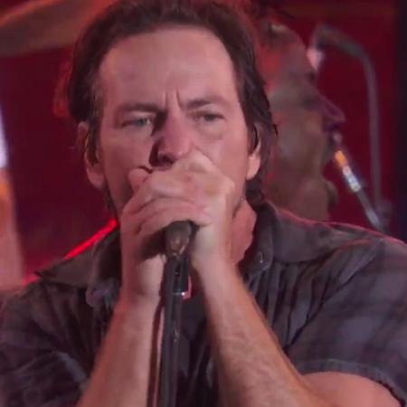 Pearl Jam cerró la noche