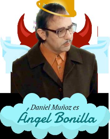 Ángel Bonilla
