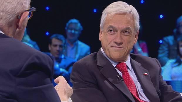 """Sebastián Piñera: \""""El diputado Gutiérrez no tiene límites, ni ética ni moral\"""""""
