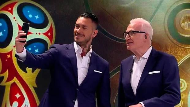 Pinilla promete cuenta de Instagram para Carcuro y recibe saludo de Vidal