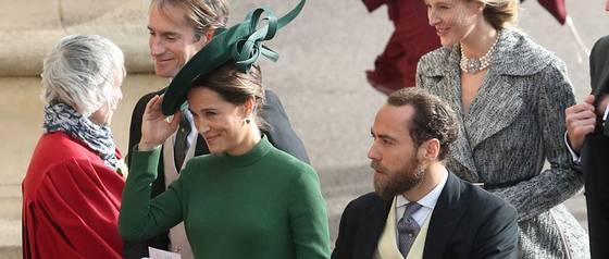 Nació el primer hijo de Pippa Middleton y James Matthews