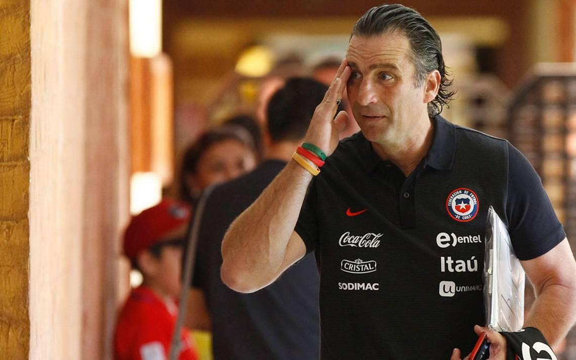 """Pizzi se refiere a La Roja en carta abierta: \""""Son jugadores profesionales que se han dejado dirigir\"""""""