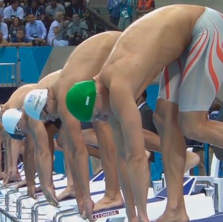 Natación y atletismo en la previa de Río