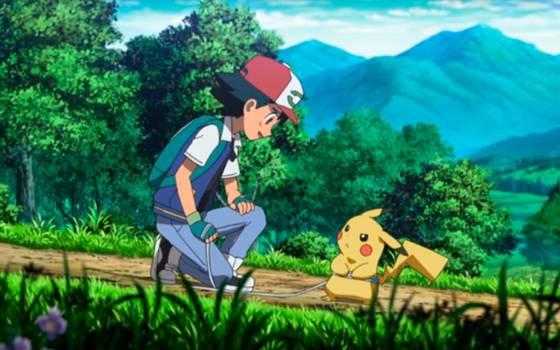 La nueva película de Pokémon llegará a Chile en noviembre