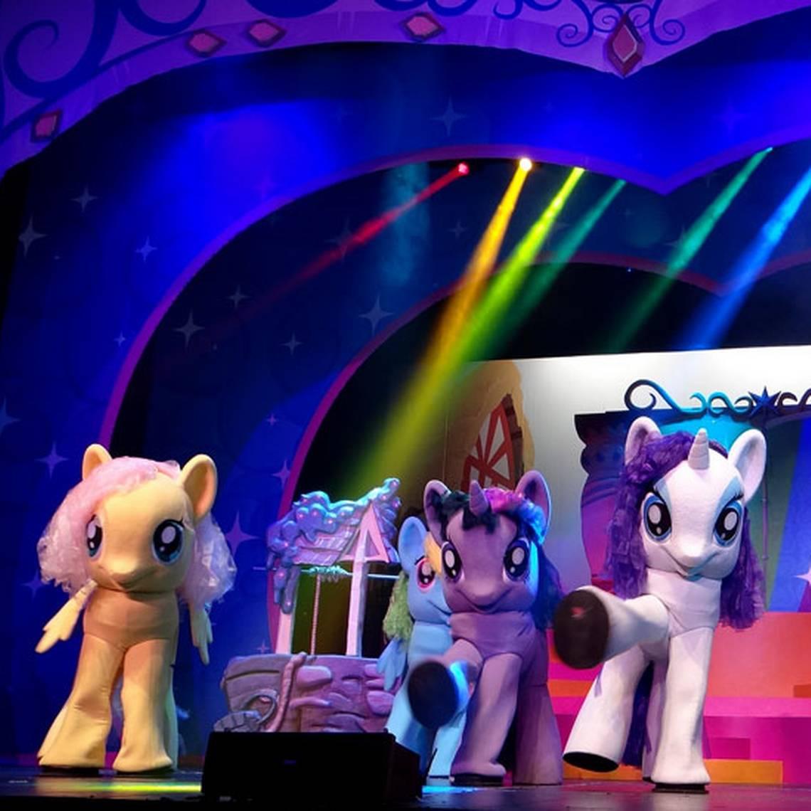 ¡El show de My Little Pony y Equestria Girls llega por primera vez a Chile!