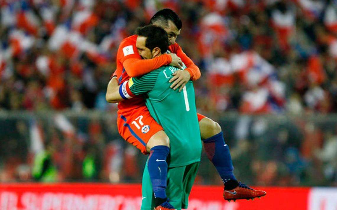 ¡Con todo! Las arengas de los seleccionados chilenos para el duelo ante Brasil