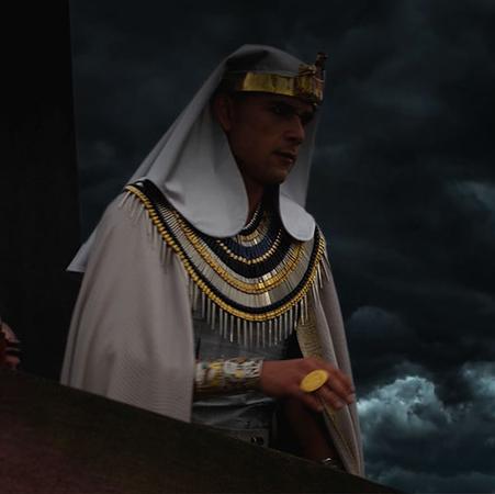 La oscuridad se apoderará de Egipto