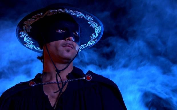 El Zorro: El héroe que marcará el amor