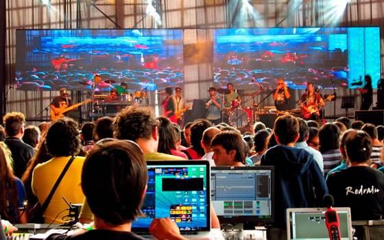 TVN Música te lleva en exclusiva los grandes conciertos de la Feria Pulsar 2017