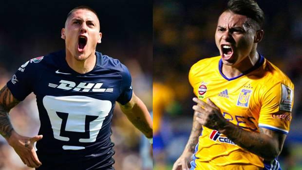 ¡Liga MX! Este sábado por TVN Tigres versus Pumas