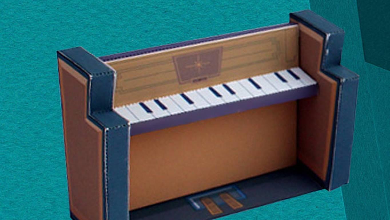 Descarga y arma el Piano
