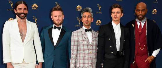 "Conoce al nuevo integrante de ""Queer Eye"" que arrasa en Instagram"