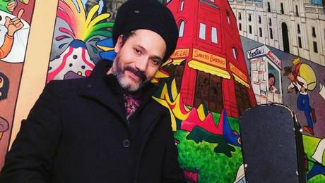 Quique Neira estrenará versión reggae de incónico tema de Luis Miguel
