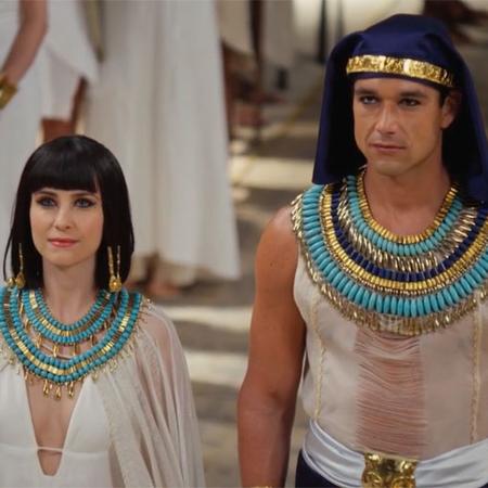 Ramsés al fin encontró el amor