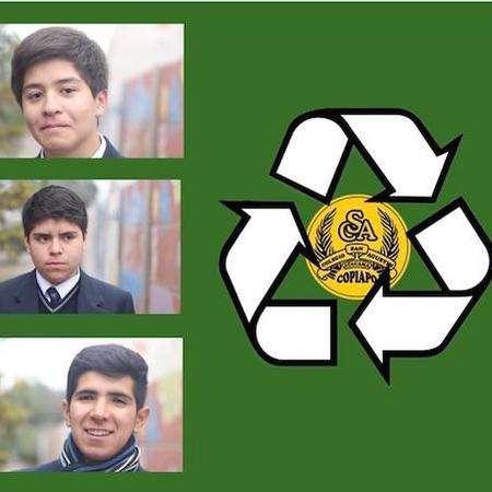 Reciclando desde el Centro de Alumnos