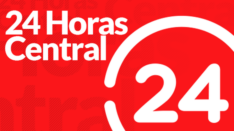 #24HorasCentral