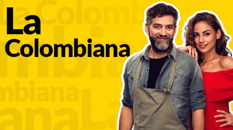#LaColombianaTVN