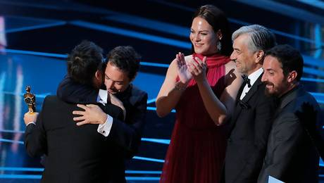 Redes sociales explotaron tras histórico Oscar
