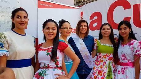 ¡Scarleth Cárdenas es la Reina del Festival del Huaso de Olmué 2018!