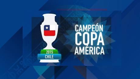 ¡Chile es campeón de la Copa América!