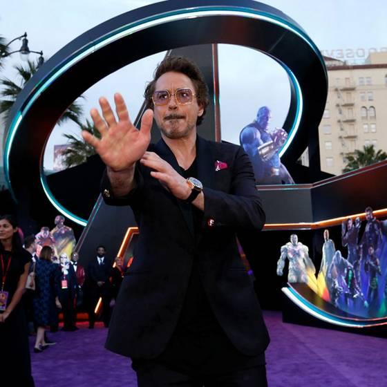 Así fue la espectacular premiere de Avenger Infinity War