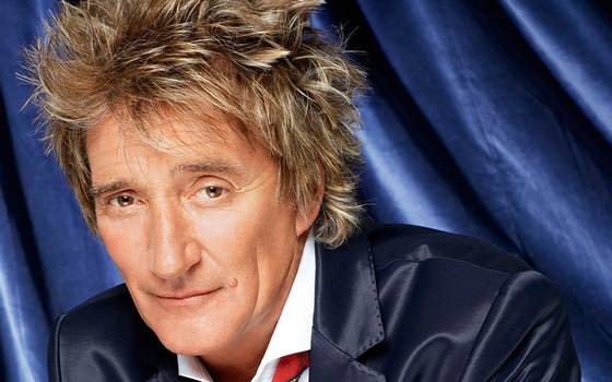 Rod Stewart regresa a Chile el 2018